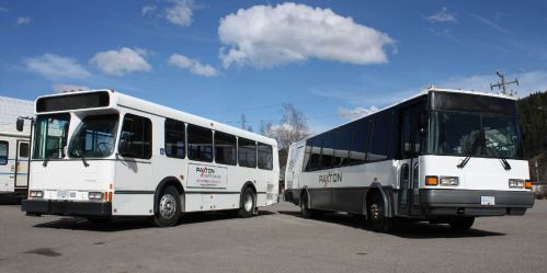Paxton Shuttle Busses