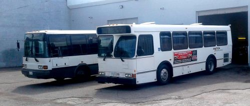 Paxton Shuttle Service Bus